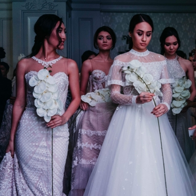 Backstage Bridal Fashion Day на Свадебной феерии 2019: за минуту до выхода на подиум